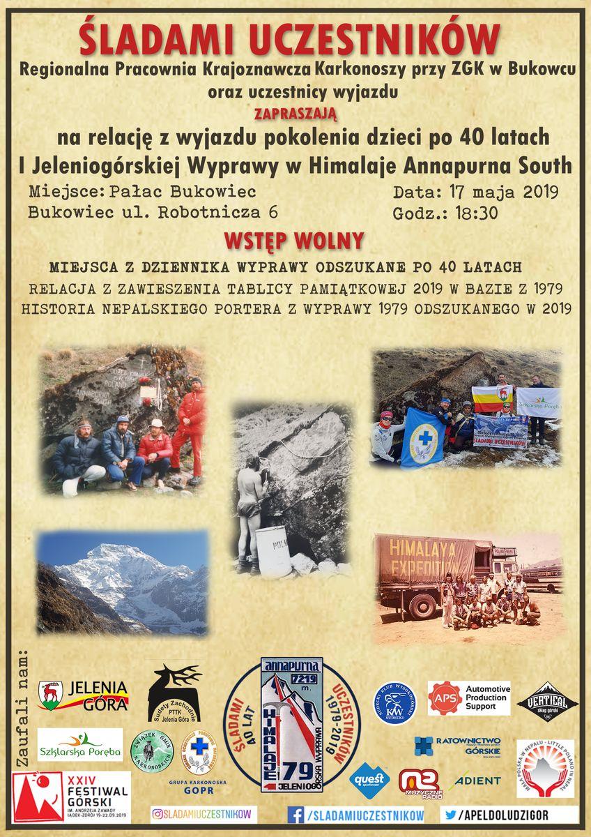 Powiat: Śladami wyprawy na Annapurnę