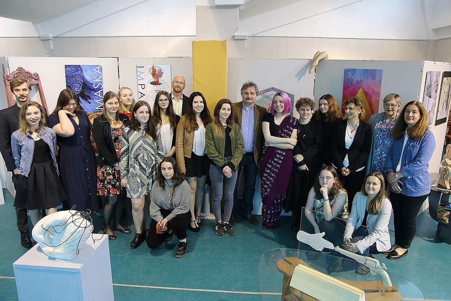 Jelenia Góra: Uczniowie zaprezentowali swoje prace dyplomowe