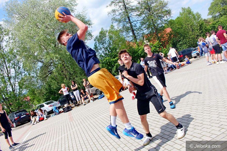 Jelenia Góra: Najlepsi w ulicznej koszykówce