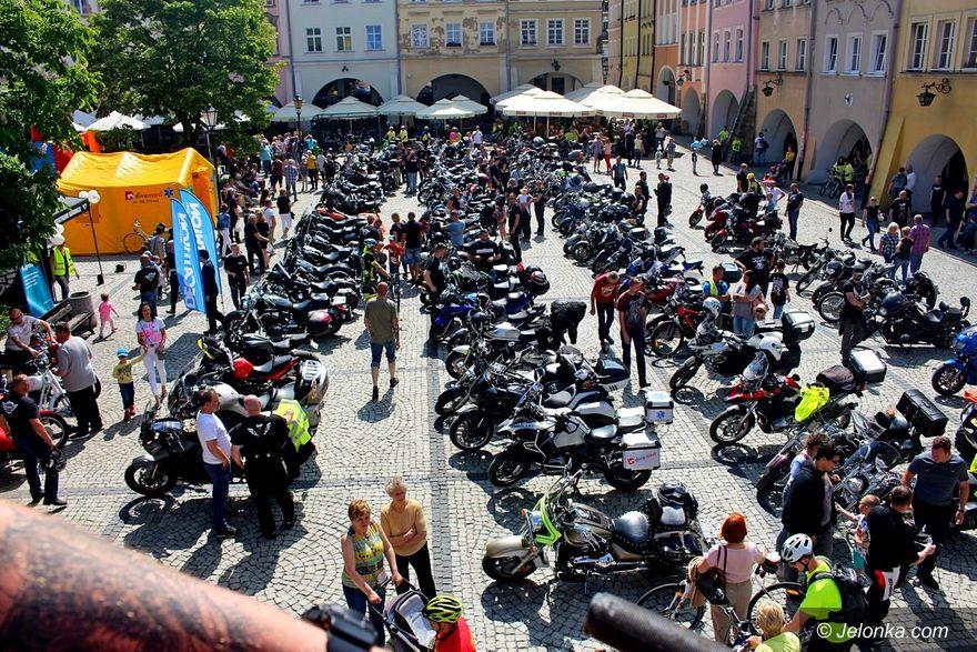 Jelenia Góra: Motocyklowe Karkonosze dla dzieci