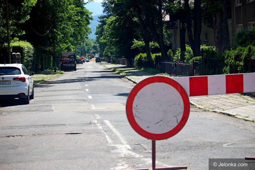 Jelenia Góra: Remont ulicy Tabaki
