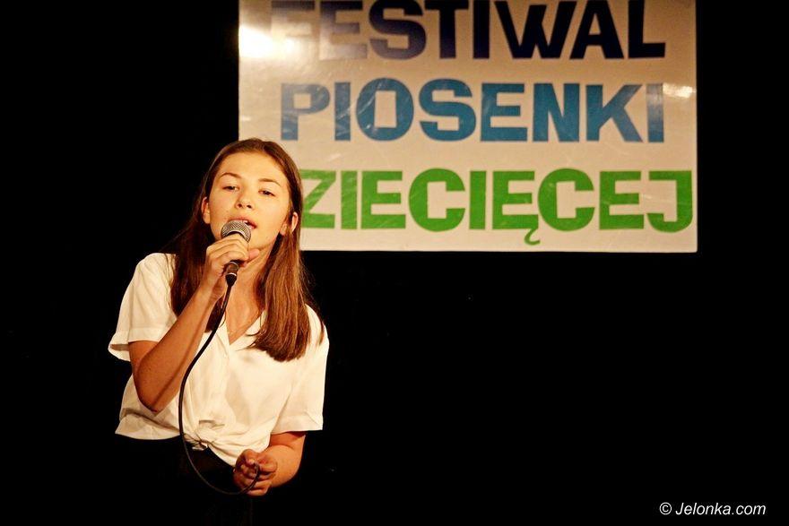 Jelenia Góra: Festiwal Piosenki Dziecięcej w ODK