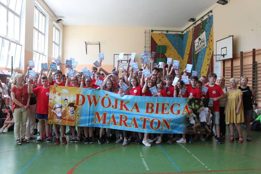 Jelenia Góra: Wielki maraton Dwójki