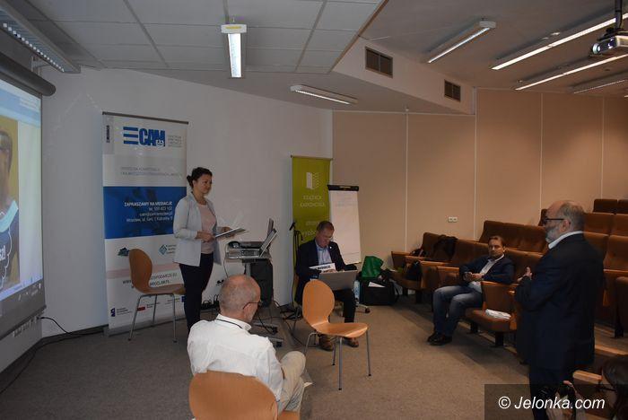 Jelenia Góra: Było o mediacjach