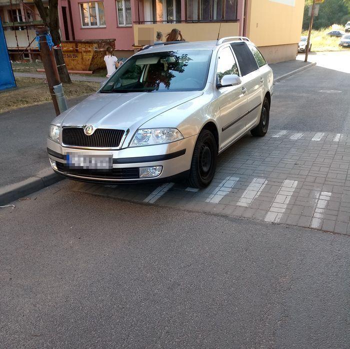 "Jelenia Góra: Parkowanie na ""hopce"""