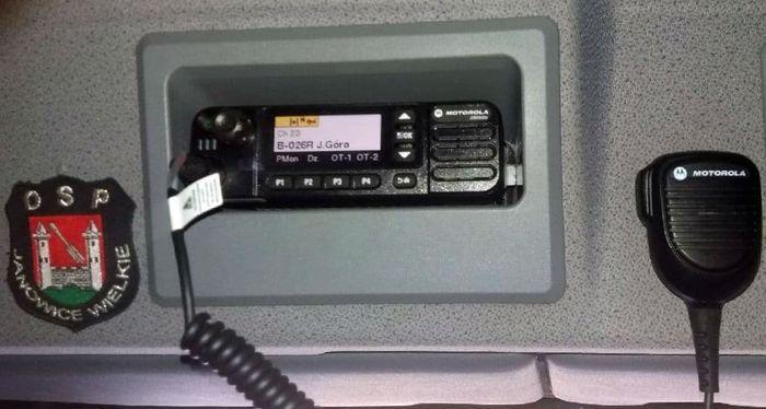 Janowice Wielkie: Radio mobilne dla strażaków