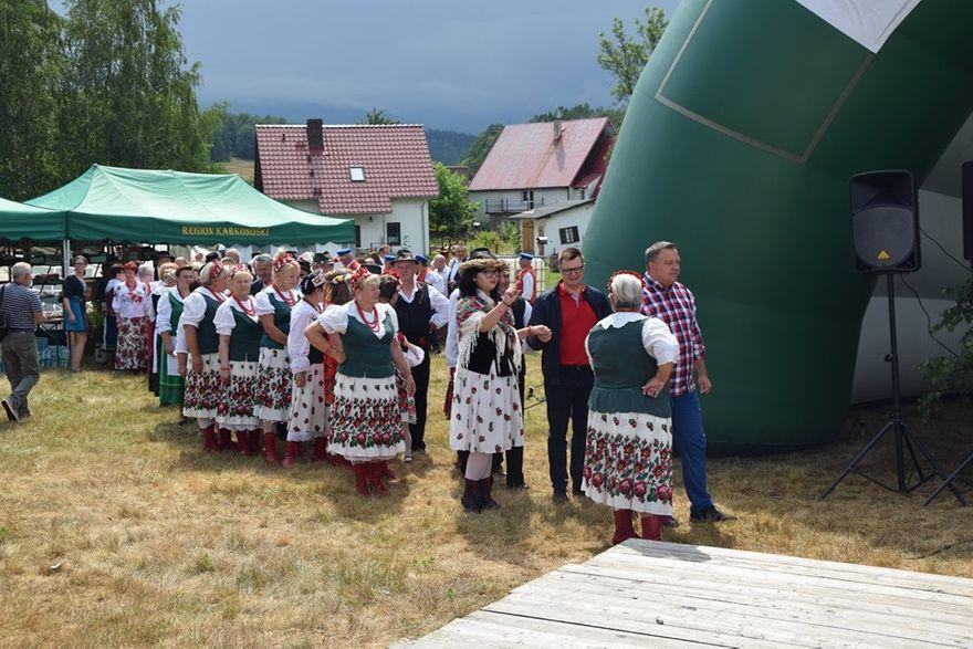 Gruszków: Festiwal na ludowo