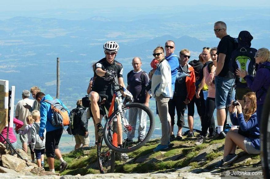 Region: Zbliża się Uphill Kowary – Przełęcz Okraj