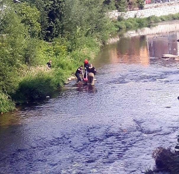 Jelenia Góra/Cieplice: Zwłoki mężczyzny w Kamiennej