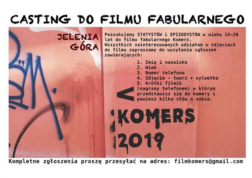 Jelenia Góra: Zagraj w filmie