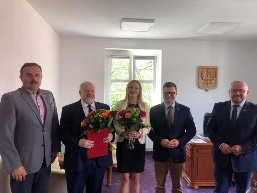 Powiat: Nowy dyrektor wydziału komunikacji