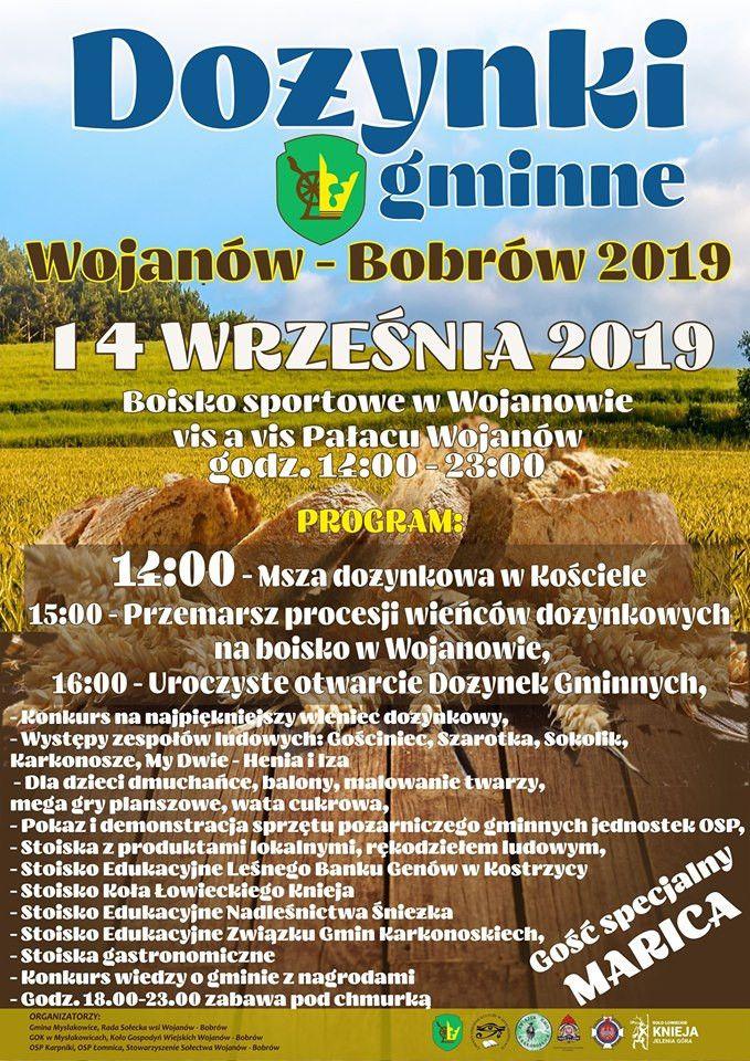 Wojanów: Gminne Dożynki w Wojanowie