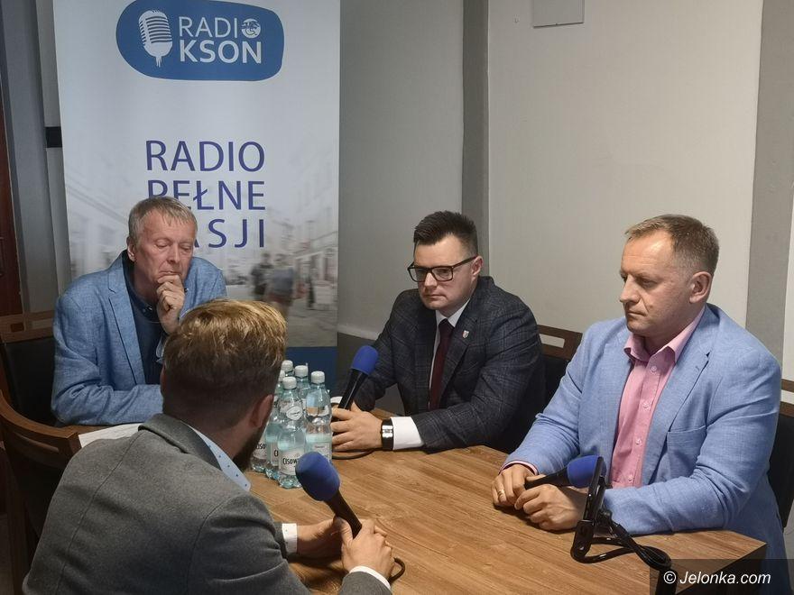 Jelenia Góra: Debaty o regionie