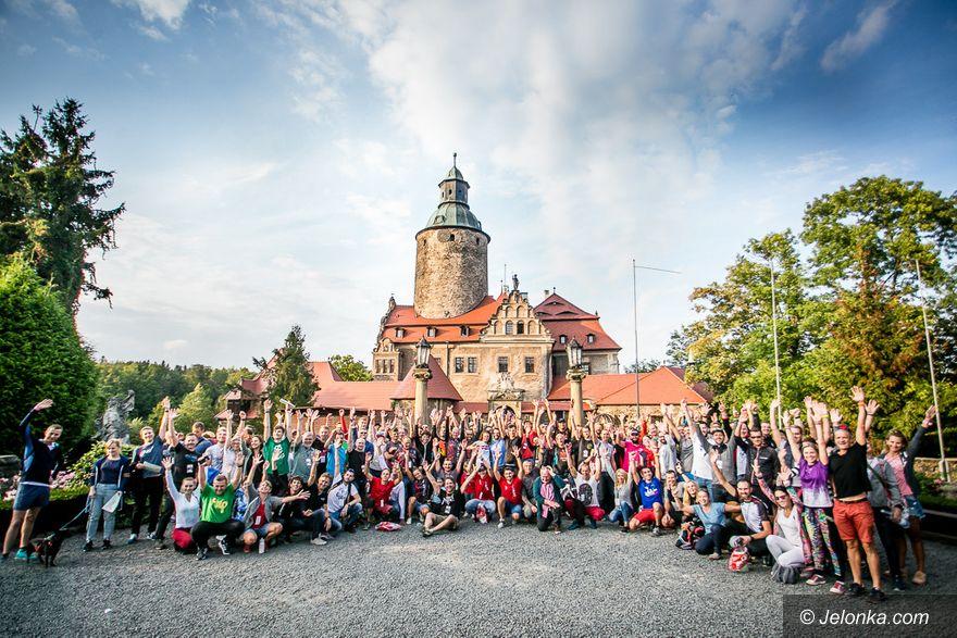 Zamek Czocha - Śnieżka: Karkonoszman 2019