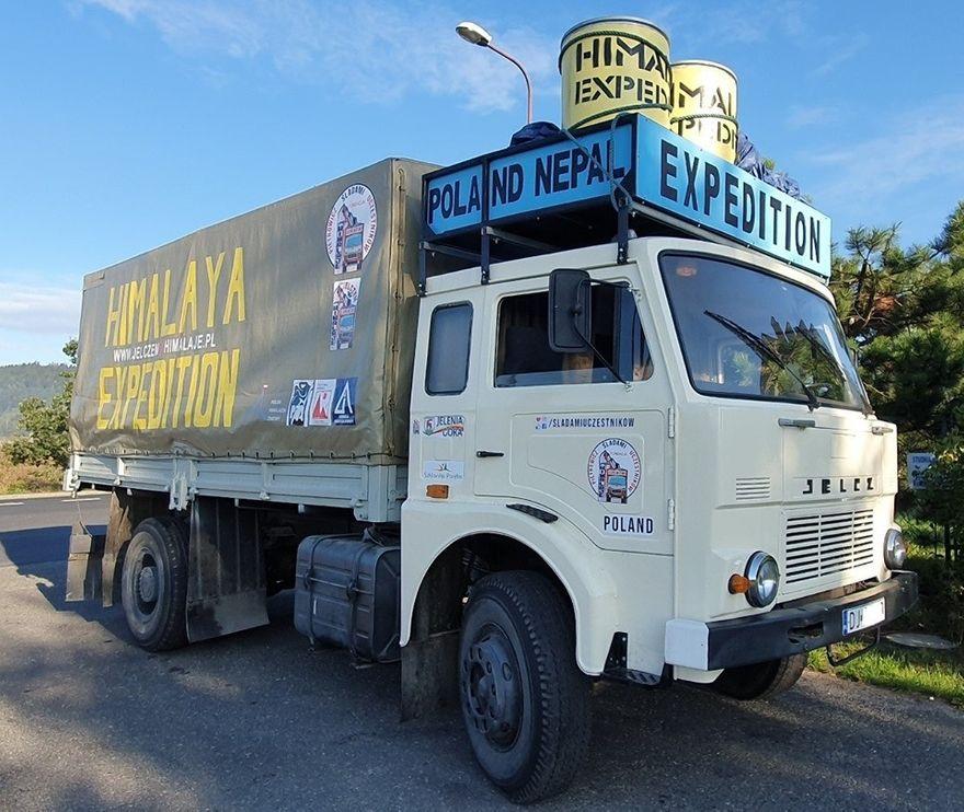 Kowary: Będzie spotkanie z legendarną ciężarówką