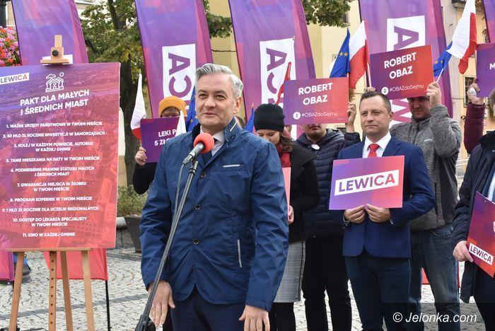 Jelenia Góra: Stop marginalizacji średnich miast
