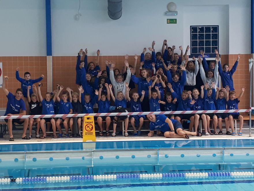Lubań: Świetne występy naszych pływaków