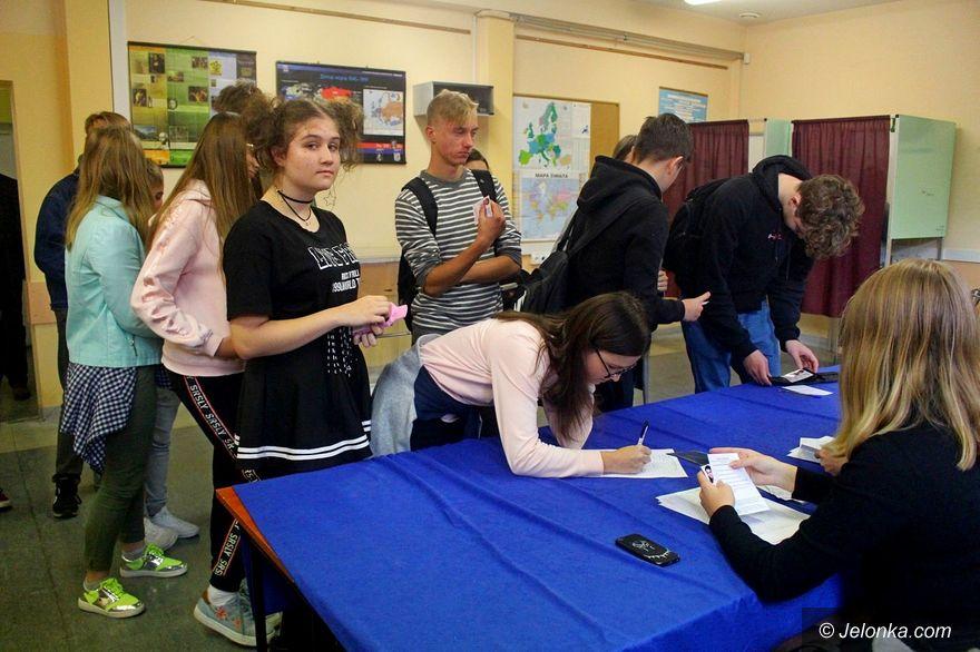 Jelenia Góra: Młodzi głosują – wygrała Lewica