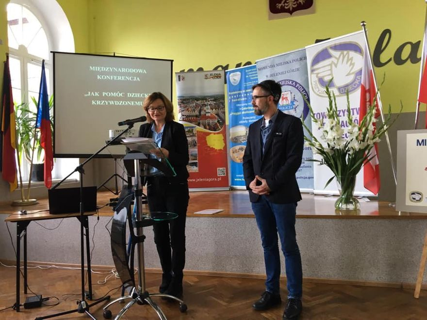 Jelenia Góra: Na pomoc dzieciom krzywdzonym