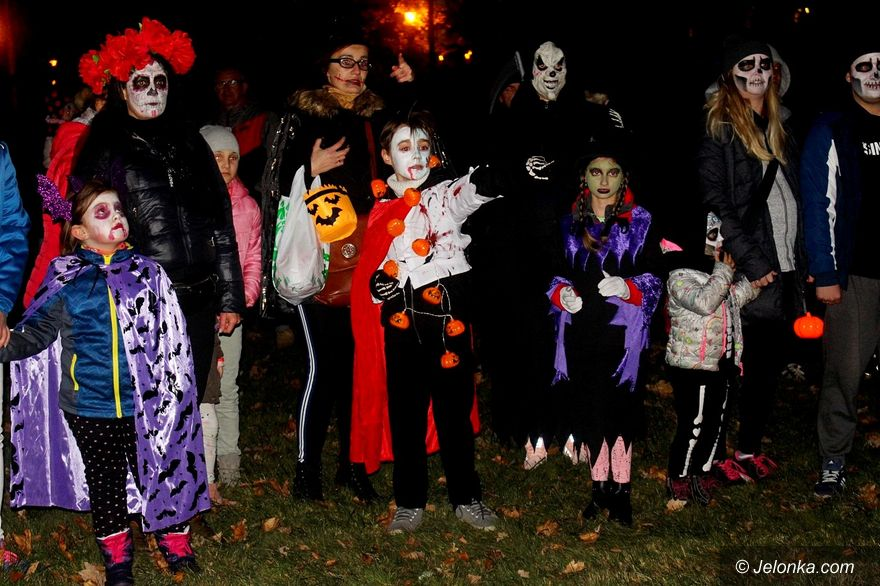 Jelenia Góra: Rekordowa frekwencja na Halloween