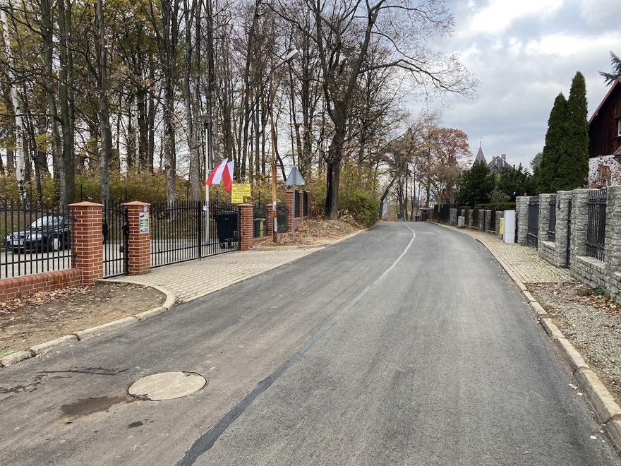 Jelenia Góra: Ulica Hirszfelda już po remoncie