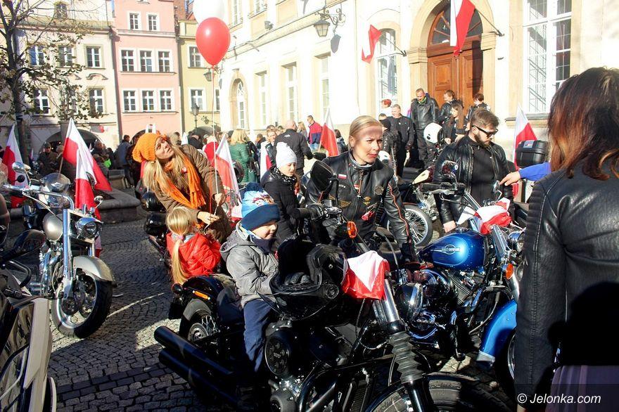 Jelenia Góra: Motocykliści dla Niepodległej