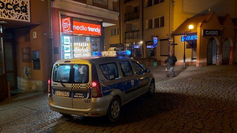 Jelenia Góra: Strażnicy ujęli sprawcę kradzieży sklepowej