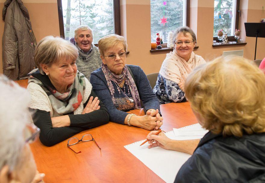 Janowice Wielkie: Finał projektu dla janowickich seniorów