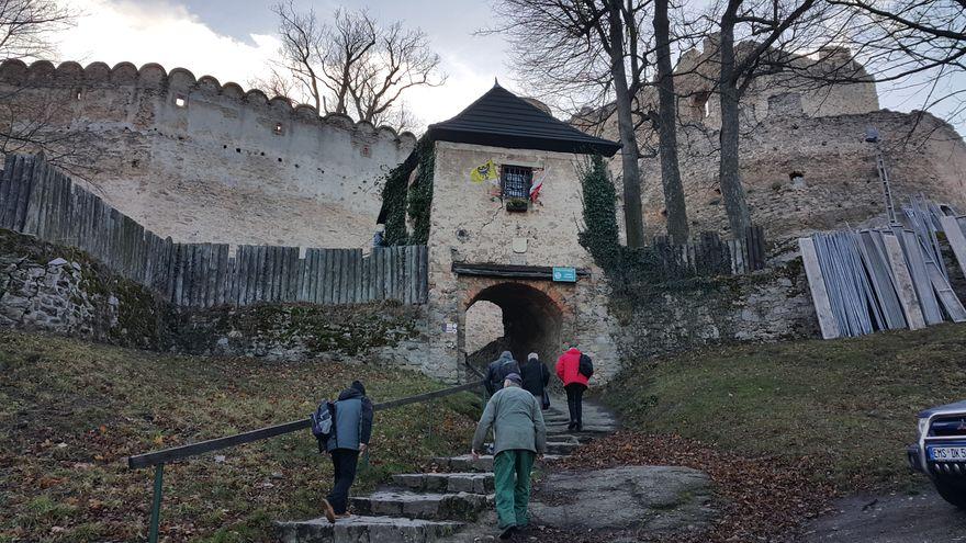 Jelenia Góra: Ten etap remontu na Zamku Chojnik już zakończony