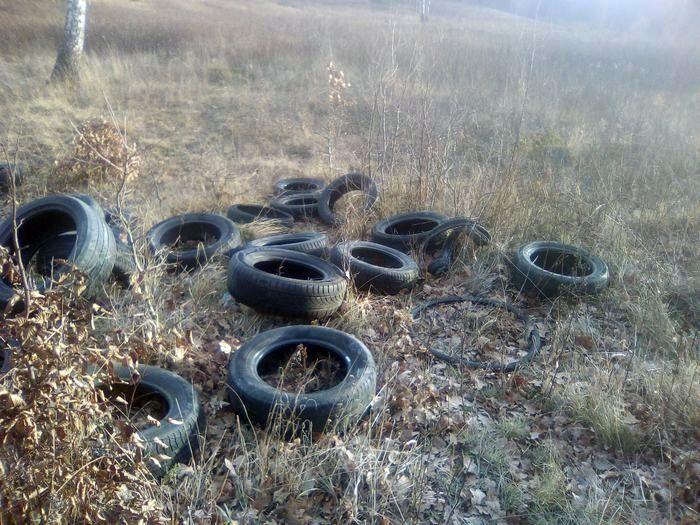Jelenia Góra: Dzikie wysypisko przy ulicy Krakowskiej