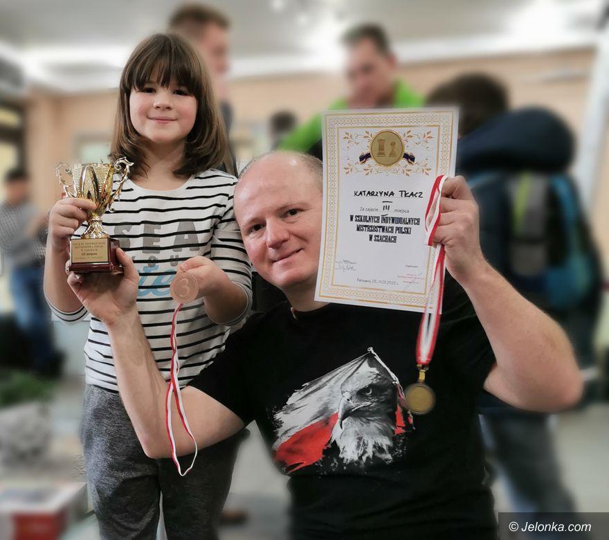 Polska: Kasia zdobywa brąz na Mistrzostwach Polski!
