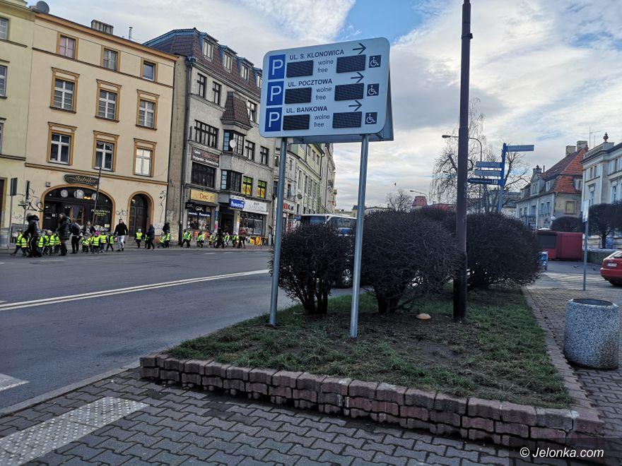 Jelenia Góra: Informacja parkingowa