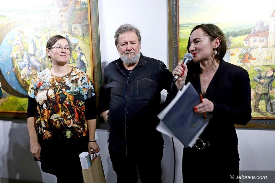 Jelenia Góra: Pół wieku twórczości niezwykłego artysty
