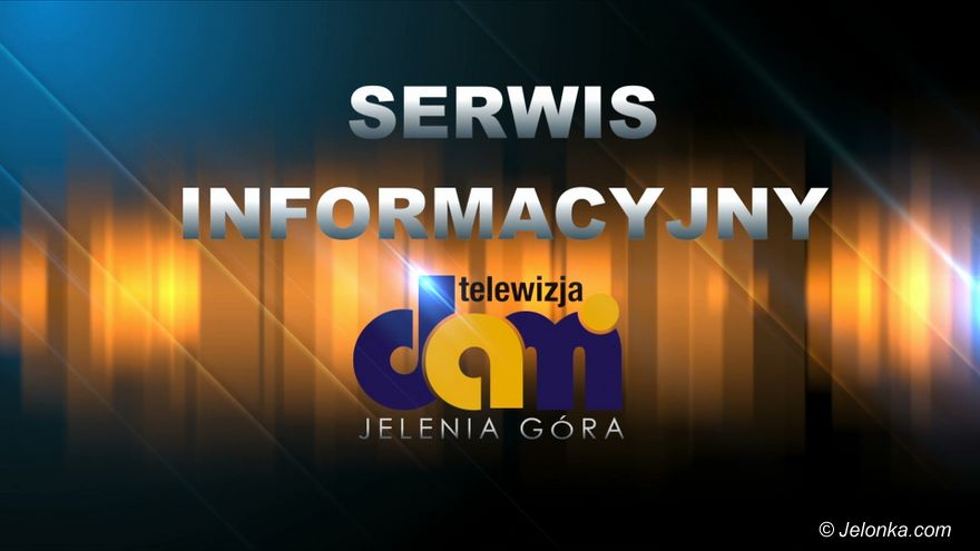 Jelenia Góra: 2020.01.23 Serwis Informacyjny TV Dami Jelenia Góra