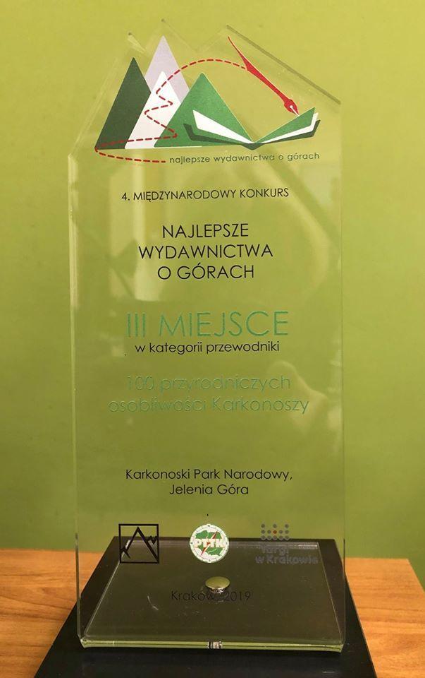 Jelenia Góra: Nagroda dla wydawnictwa KPN