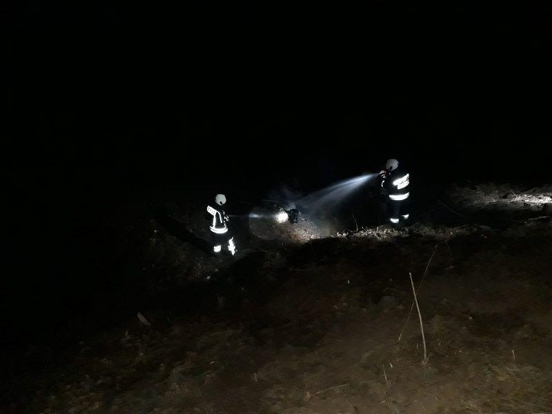 Jelenia Góra: Palił części samochodowe