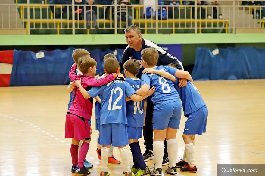 Jelenia Góra: UKS Pieńsk z pucharem Sport Evo