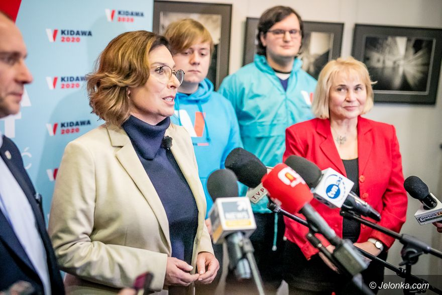 Jelenia Góra: Kandydatka odwiedziła Kotlinę Jeleniogórską