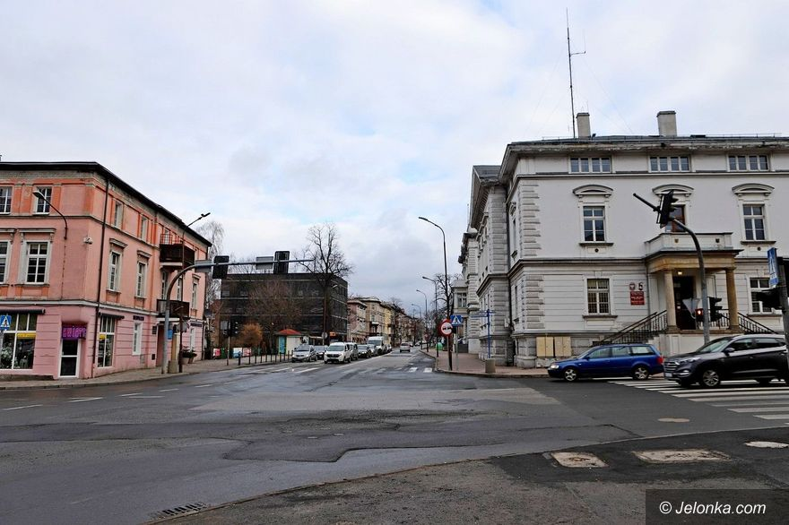 Jelenia Góra: Przetarg na aleję Wojska Polskiego rozstrzygnięty