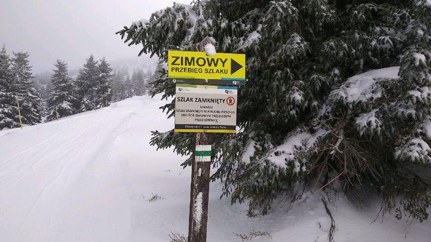 Karkonosze: Tylko dla narciarzy