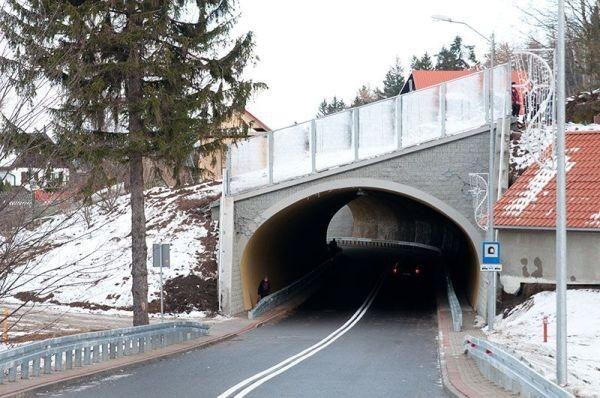 Karpacz: Utrudnienia w tunelu