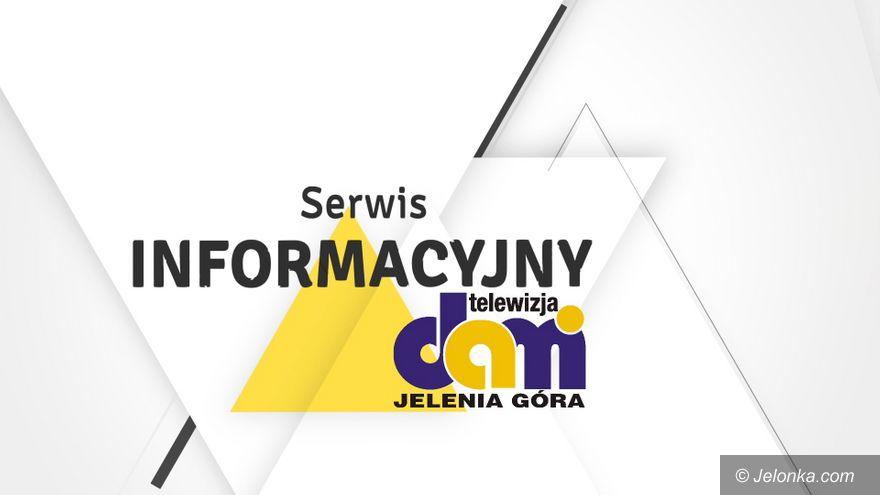 Jelenia Góra: 11.03.2020 r. Serwis Informacyjny TV DAMI Jelenia Góra