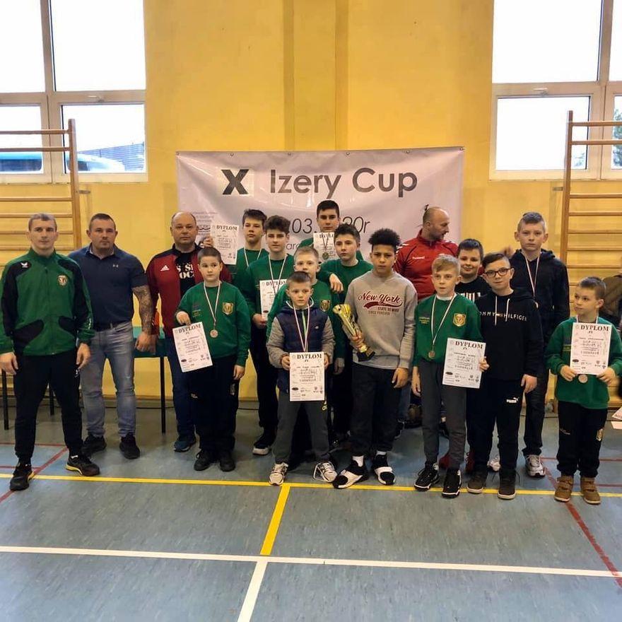 Stara Kamienica: Wyniki turnieju Izery Cup w Starej Kamienicy