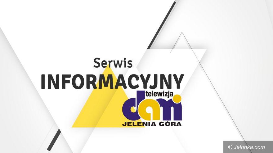 Jelenia Góra: 18.03.2020.Serwis Informacyjny TV Dami Jelenia Góra