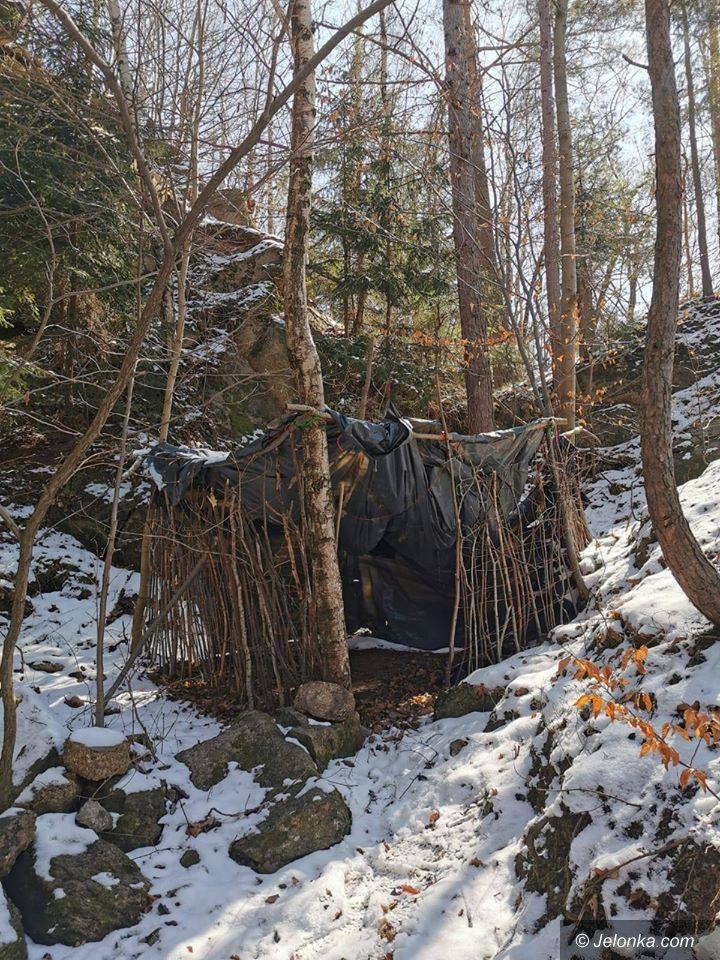 Jelenia Góra: Leśna kryjówka, a może azyl?