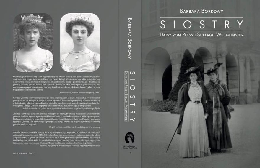 Wałbrzych: Siostry: Daisy von Pless i Shelagh Westminster – biografia