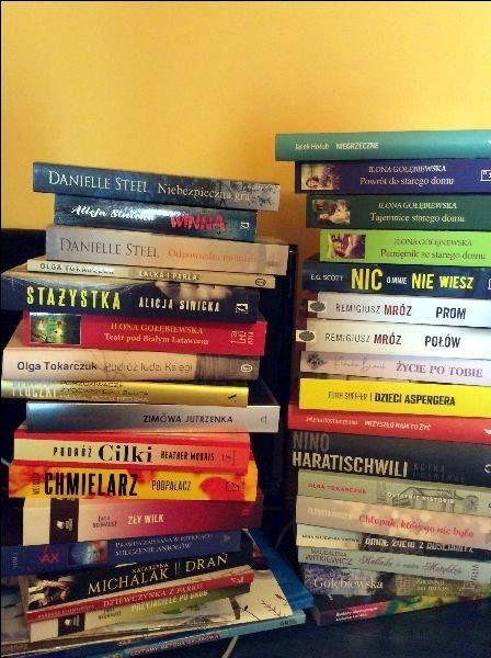 Mysłakowice: Nowe książki w gminnej bibliotece
