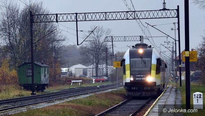 Region: Będzie mniej pociągów