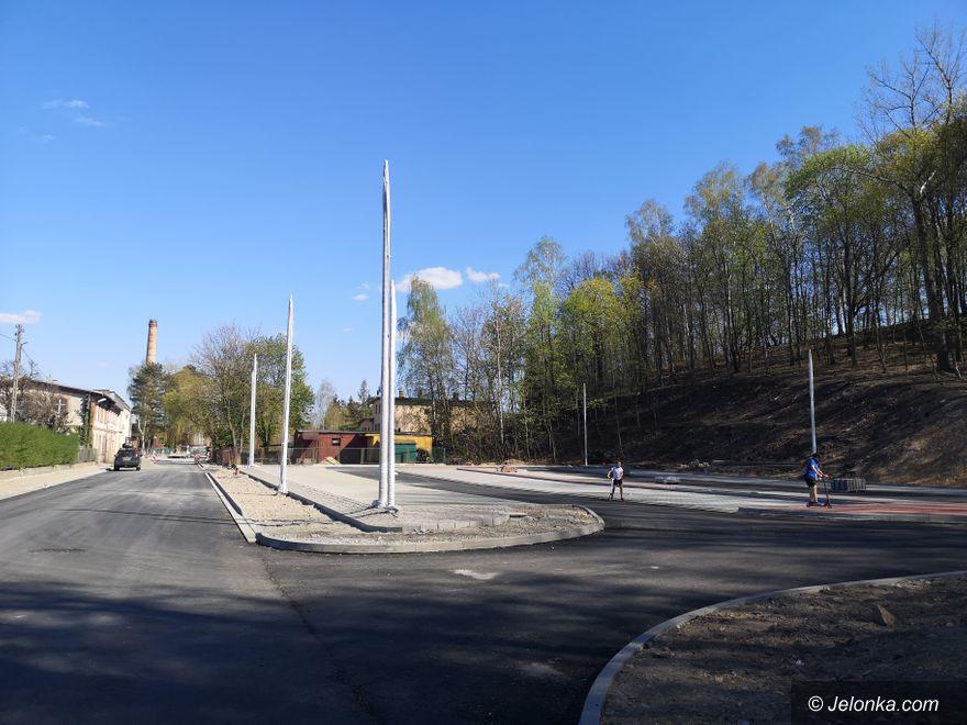 Jelenia Góra: Na jakim etapie remont ulicy Krakowskiej?