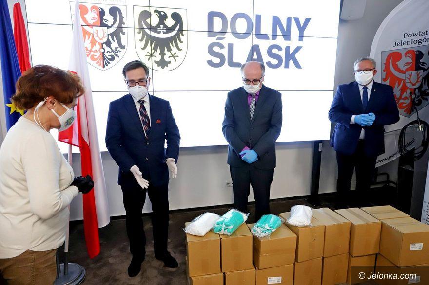 Jelenia Góra: Wsparcie dla seniorów z miasta i powiatu